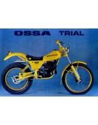 OSSA TR 80 OSSA TRIAL AMARILLA 350cc (80-81-82-83)