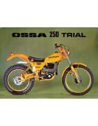 OSSA TR 80 250cc NARANJA