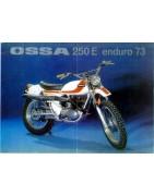 OSSA ENDURO 250 SDR 73 - 74 - 75