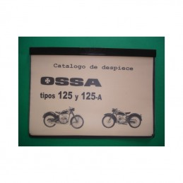 CATALOGO DESPIECE OSSA 125...