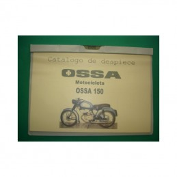 CATALOGO DESPIECE OSSA 150