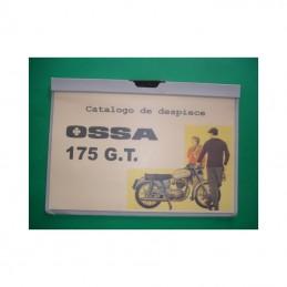 CATALOGO DESPIECE OSSA 175 GT