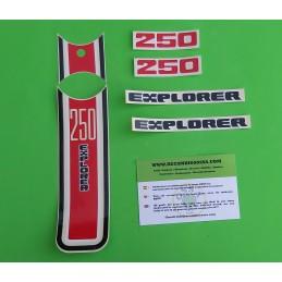 ADHESIVOS OSSA EXPLORER 250...