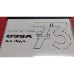 SPARE PARTS OSSA ENDURO A73...