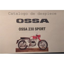 MANUAL TALLER OSSA SPORT...